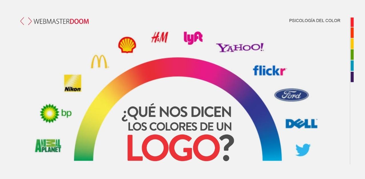 Qué nos dicen los colores de un logo