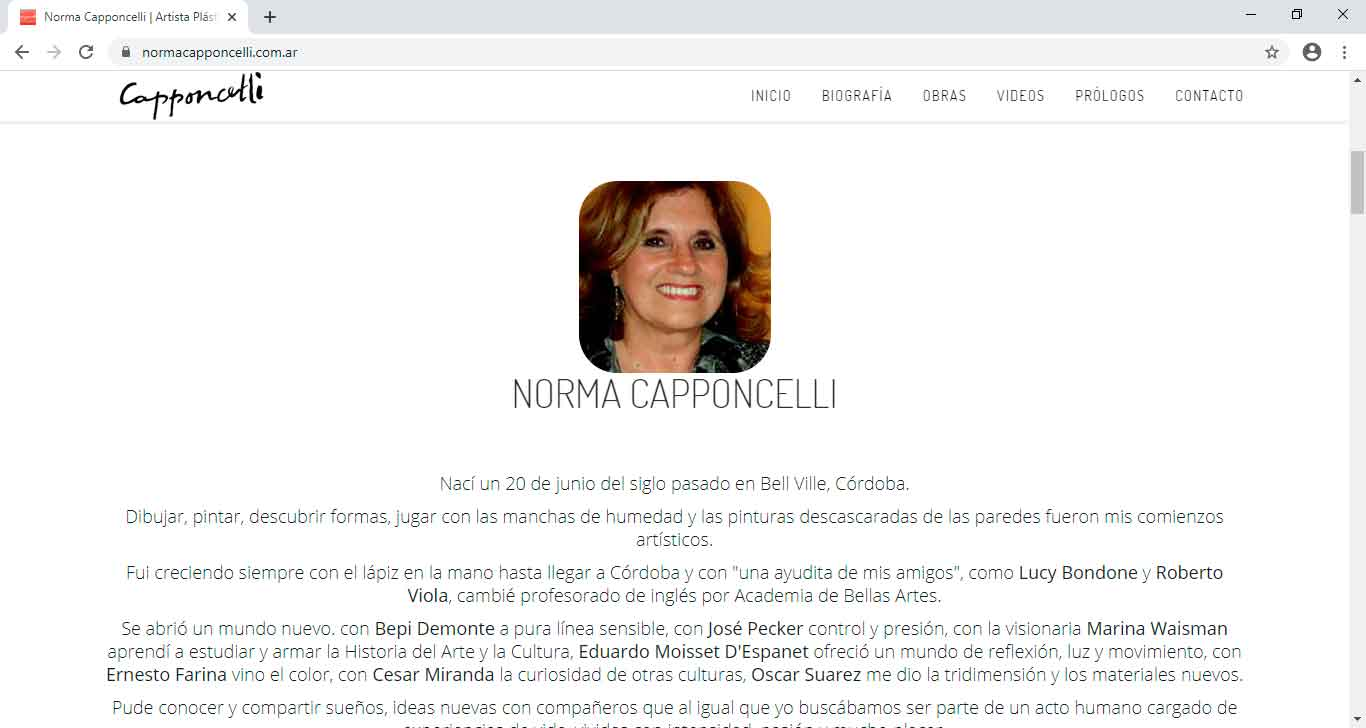 Norma Capponcelli