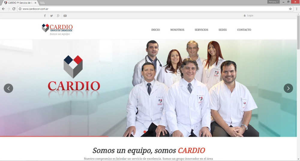 Cardio - Servicio de Cardiología