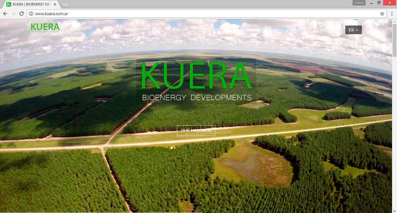 KUERA | BIONERGY DEVELOPMENTS